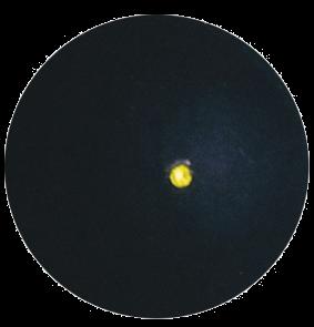 vieno geltono tasku skvoso kamuoliukas