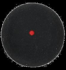 vieno raudono tasko skvoso kamuoliukas